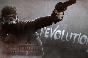 Homefront The Revolution 5k Wallpaper