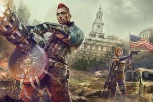 Homefront The Revolution 5k Video Game Wallpaper