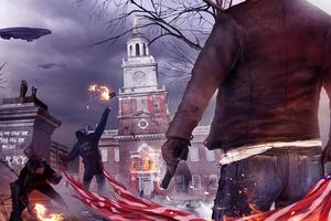 Homefront The Revolution Game 5k