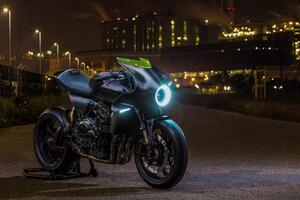 Honda CB4 Interceptor 5k Wallpaper