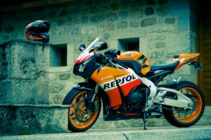 Honda Cbr Repsol Wallpaper