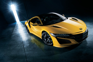 Honda Nsx 8k Wallpaper