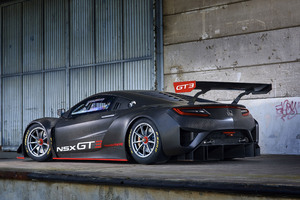 Honda Nsx Gt3 2017 Wallpaper