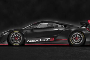 Honda Nsx Gt3 8k Wallpaper