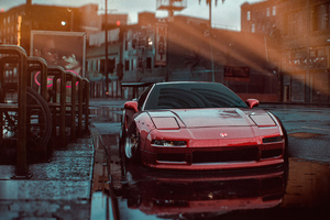 Honda Nsx Need For Speed 4k Wallpaper