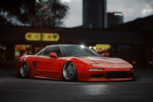 Honda Nsx Nfs 4k Wallpaper