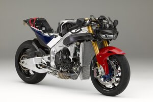 Honda Rc213V S Sportbike Wallpaper