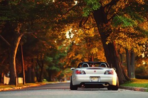 HONDA S2000 Autumn Wallpaper