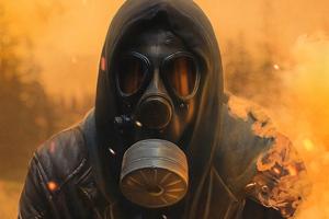 Hoodie Mask Guy 2019 Wallpaper