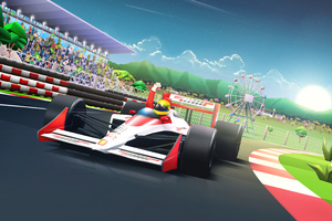 Horizon Chase Turbo 2022 Wallpaper