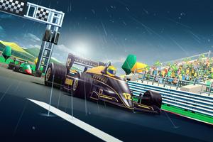 Horizon Chase Turbo 5k Wallpaper