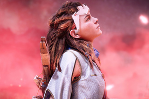 Horizon Zero Dawn Aloy 2020 4k Wallpaper