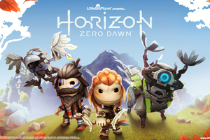 Horizon Zero Dawn Little Big Planet 3