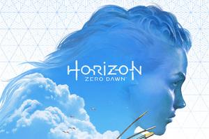 Horizon Zero Dawn Original Artwork