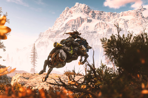 Horizon Zero Dawn Video Game 2019