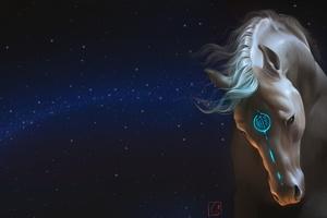 Horse Fantasy Wallpaper