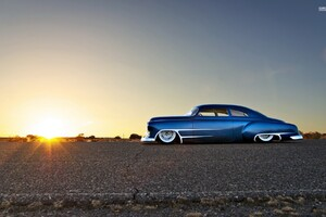 Hot Rod Chevrolet Wallpaper