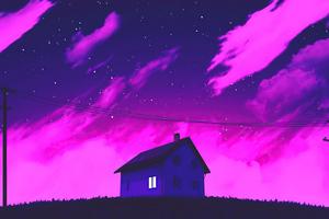 House In Lanes 4k Wallpaper