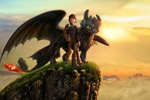 How To Train Your Dragon 3 Wallpaper