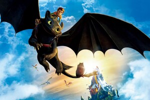 How To Train Your Dragon Latest Wallpaper