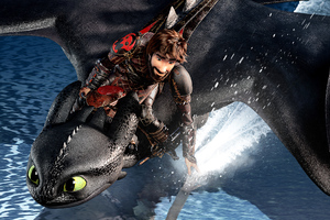 How To Train Your Dragon The Hidden World 2018 Wallpaper
