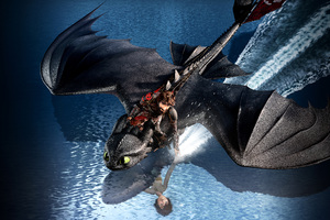 How To Train Your Dragon The Hidden World 8k