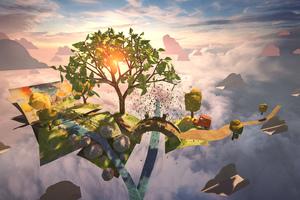 How We Soar Virual Reality Game Wallpaper