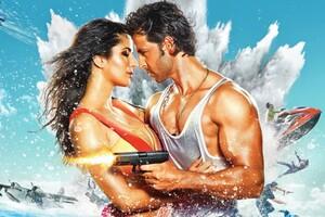 Hrithik Roshan and Katrina Kaif In Big Bang