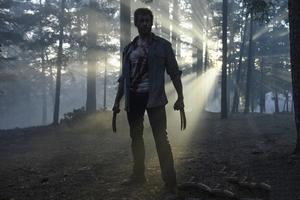 Hugh Jackman As Wolverine In Logan