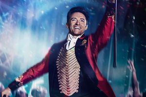 Hugh Jackman In The Greatest Showman 2017 Wallpaper