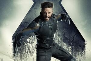 Hugh Jackman X Men Days Of Future Past Wallpaper