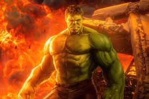 Hulk 2020 Artwork 4k Wallpaper