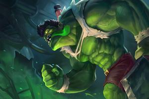 Hulk 4k 2020 Wallpaper