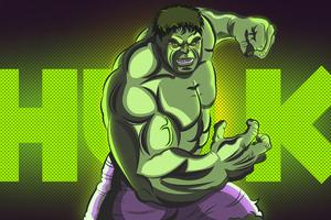 Hulk 4k Artworks