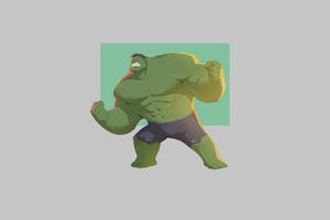 Hulk 4kart Wallpaper