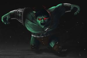 Hulk Angry 4k Wallpaper