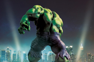 Hulk Art HD Wallpaper