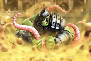 Hulk Artwork 4k Game Wallpaper