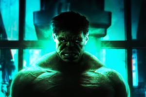 Hulk Cyberpunk