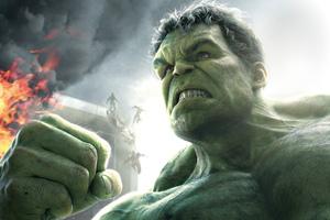 Hulk In Avangers