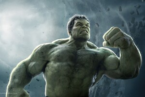 Hulk In Avengers Age Of Ultron Wallpaper