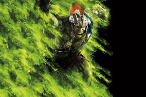 Hulk In Thor Ragnarok 5k