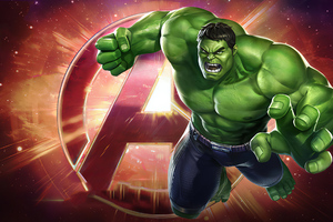 Hulk Marvel Super War Wallpaper