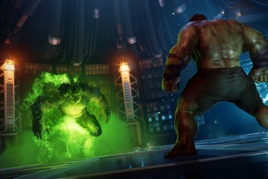 Hulk Marvels Avengers Wallpaper