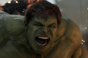 Hulk Marvels Avengers 4k Wallpaper