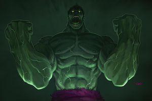 Hulk Monster 4k Wallpaper