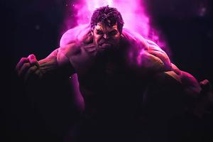 Hulk Power Stone 4k