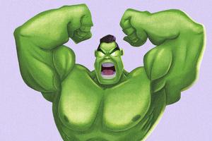 Hulk Smash 2020 4k