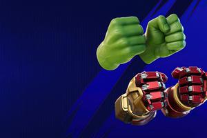 Hulk Smash Fortnite
