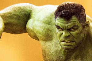 Hulk Superhero Wallpaper